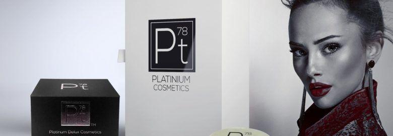 Advanced Platinum skincare products