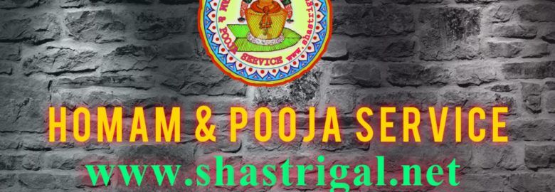 Online Pooja Booking Chennai – Shastrigal