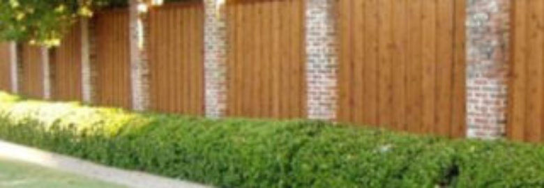 Wooden Gate for Driveway Plano, Texas