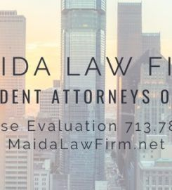 Maida Law Firm – Auto Accident Attorneys of Houston