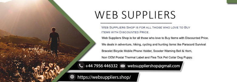 WEB SUPPLIERS