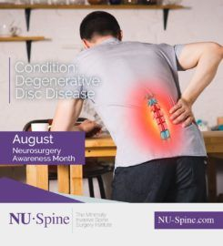 NU-Spine: The Minimally Invasive Spine Surgery Institute