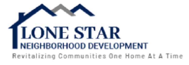 Lone Star Neighborhood Development LLC