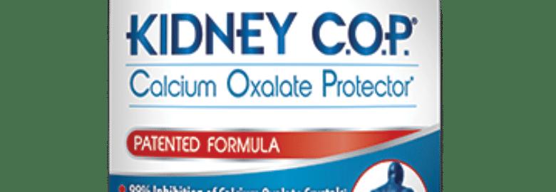 Kidney C.O.P. – Calcium Oxalate Protector
