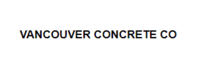 Vancouver Concrete Co