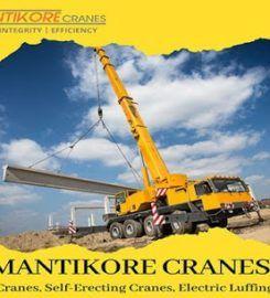 Mantikore Cranes