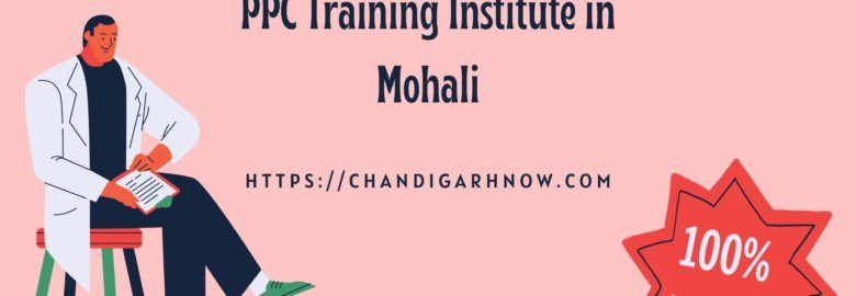 PPC Training Institute in Mohali