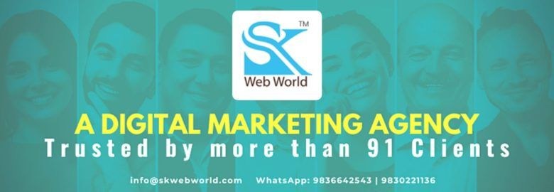 SK Web World – SEO and Digital Marketing Agency London