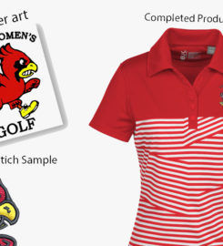 Embroidery Digitizing and Vector art Conversion Service