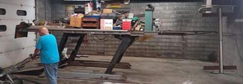 Garage Floor Rehab