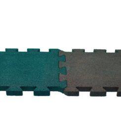 Rubber Tiles (Interlocking Tiles)