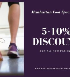 Manhattan Foot Specialists (Upper East Side)