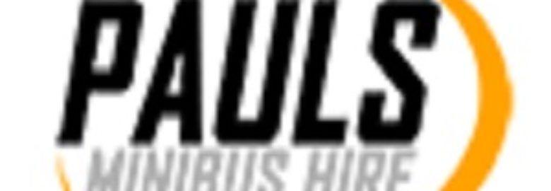 Paul's minibus hire