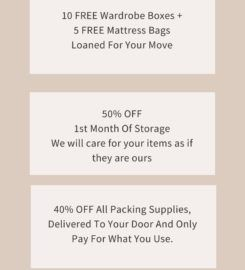 Secure Moving and Storage, South Florida
