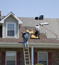 Hall Roofing Services