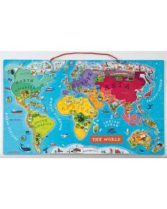 Janod - World Puzzle