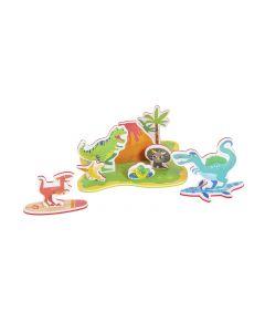 Bath-a-saurus - Dinosaur Island