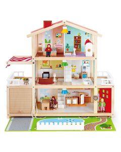 Hape Family Mansion Dolls House