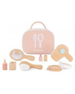 Miniland Doll Wooden Beauty Set
