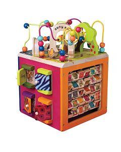 B Toys Zany Zoo
