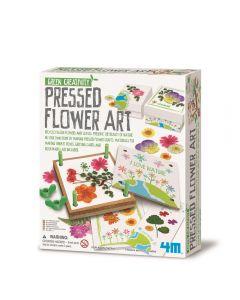 4M - Green Science - Pressed Flower Art