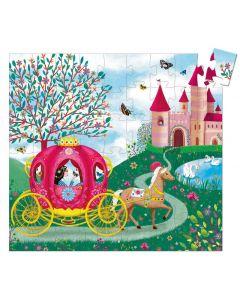 Djeco Elise's Carriage Puzzle (54 pcs)
