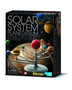 4M - Solar System - Planetarium Model