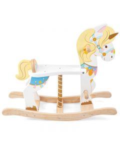 Petilou Rocking Unicorn Carousel