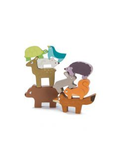 Le Toy Van Forest Stacking Animals