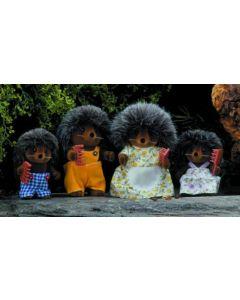 Sylvanian Families - Hedgehog Family Set