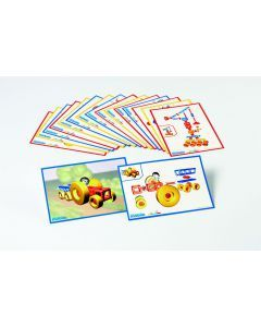 Mobilo Work Cards - a pack of 12