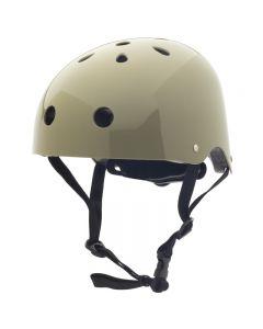 Vintage Green Helmet