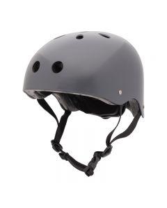 Vintage Grey Helmet
