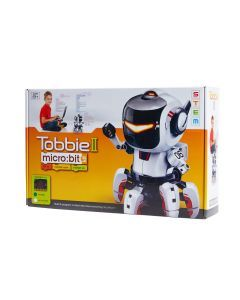 Tobbie II The Robot with Microbit