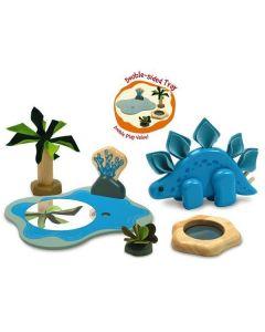 Dinosaur Stegosaurus Marina Set