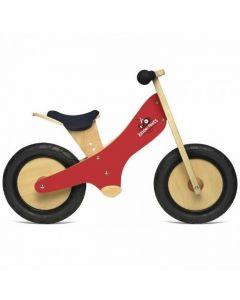 Kinderfeets Balance Bike Red