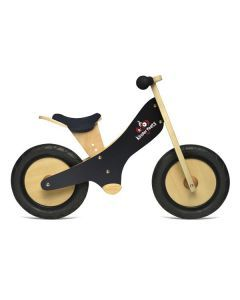 Kinderfeets Balance Bike - Black