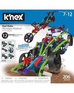 Knex Rad Rides 12 N 1 Building Set
