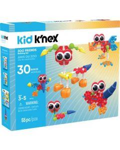 K'Nex - Kid K'NEX Zoo Friends