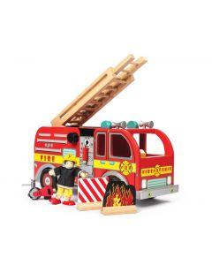 Le Toy Van Fire Engine Set