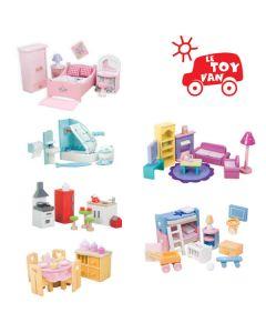 Le Toy Van Sugar Plum Furniture Package