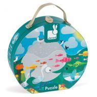 Janod - Ocean Suitcase Puzzle