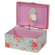 Jewellery Box - Rose Garden