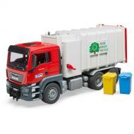 Bruder - MAN TGS Side Loading Garbage Truck