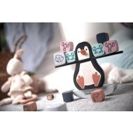 EverEarth Penguin Balancing Game