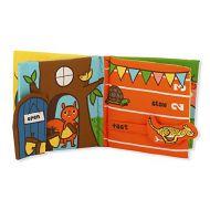 Melissa & Doug - Opposites Soft Book