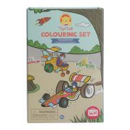 Colouring Set - Transport