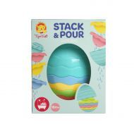 Stack and Pour - Bath Egg