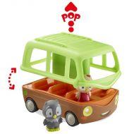 The Klorofil Adventure Bus