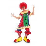 Children Costumes - CLOWN GIRL